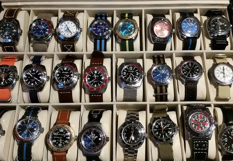 watch collection