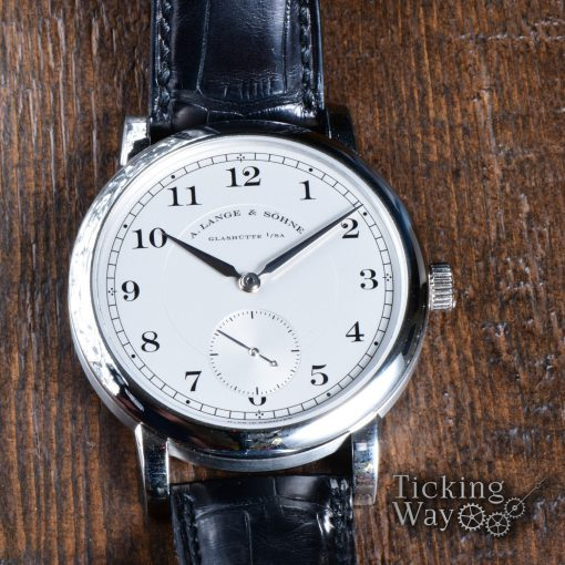 A. Lange & Söhne 1815 front view